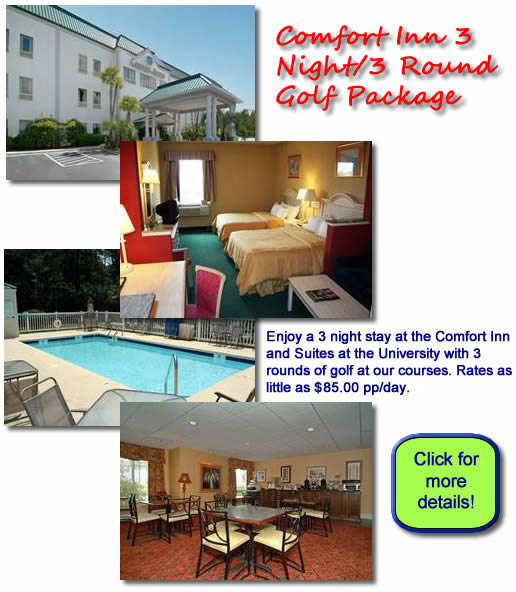 Comfort Inn Package