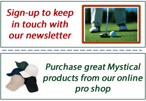 NEWSLETTER & PRO SHOP